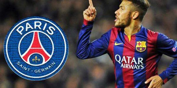Neymar Vai Para o PSG por 222 Milhões de Euros