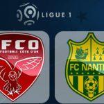 Dijon vs Nantes – Futebol com Valor 28-10-2017