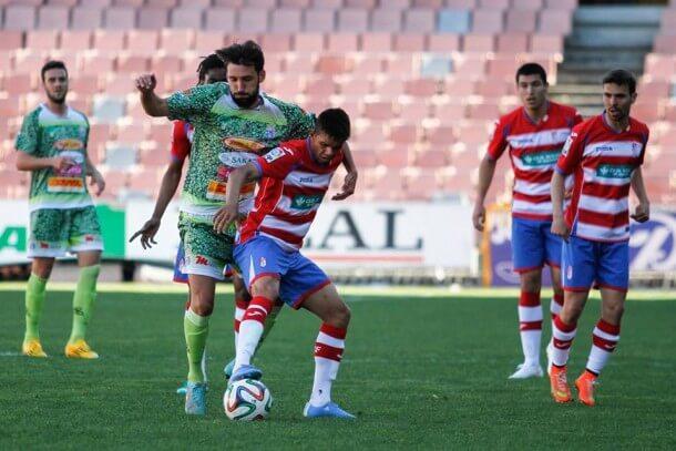 Granada CF - La Hoya Lorca