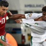 Cote d Ivoire v Morocco – Pro Evolution Tips 11-11-2017