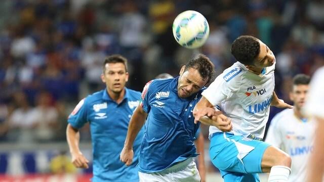 Cruzeiro vs Avaí