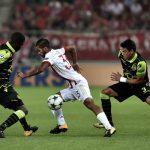 Prognóstico Gratuito – Sporting v Olympiakos
