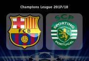 Barcelona vs Sporting - Futebol com Valor