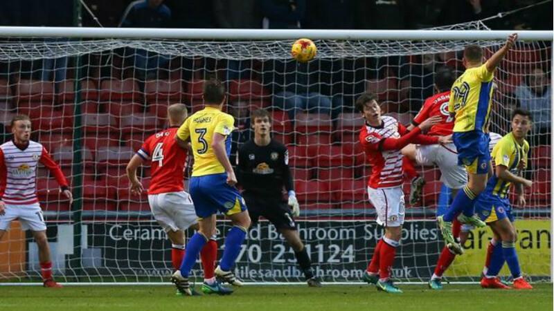Accrington vs Crewe