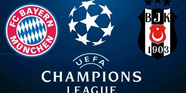 Bayern vs Besiktas - Prognóstico Gratuito - Apostas Online Palpitips