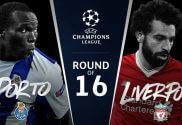 Porto vs Liverpool - Prognóstico - Champions League - Jogo grande no Estádio do Dragão! Nos oitavos-de-final, apenas estão os melhores e por isso e hora de provar o que as equipas valem! Uma eliminatória que promete ser discutida palmo a palmo, ou quem sabe definida nos detalhes! A consistência do FC Porto.