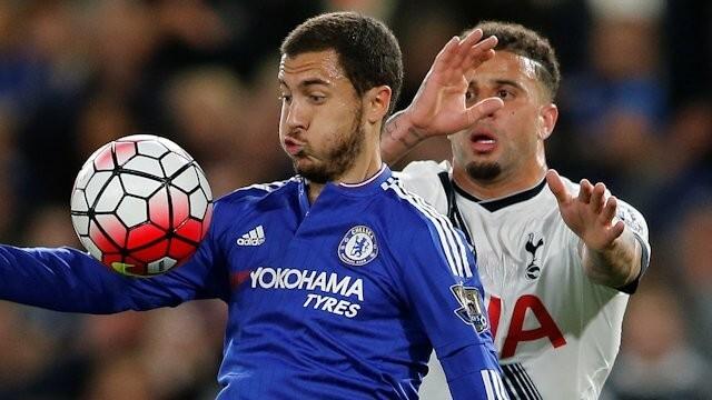 Chelsea vs Tottenham • Joga-se a 32ª jornada da Premier League, e a oito jornadas do fim, esta poderá ser a melhor oportunidade para o Chelsea tentar chegar ao 4º lugar, e consequentemente poder apurar-se para a Liga dos Campeões. Mas, esse 4º lugar é ocupado pelo Tottenham, seu adversário nesta ronda.