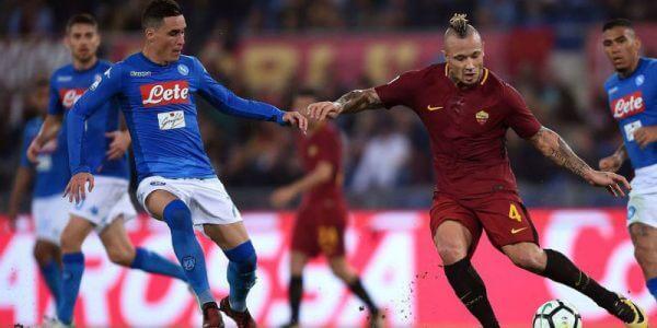 Napoli vs AS Roma - Futebol com Valor - Tip Gratuita