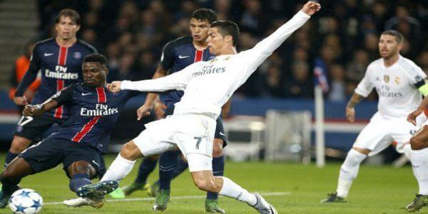 PSG vs Real Madrid - Prognóstico Liga dos Campeões