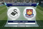 Swansea City vs West Ham - Futebol com Valor