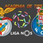 Benfica vs FC Porto – Prognóstico Liga NOS