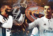 Juventus vs Real Madrid • Esta eliminatória que será disputada entre Juventus e Real Madrid poderia ser a final da Liga dos Campeões, tal a qualidade de ambas equipas. Mas, além da qualidade, estas duas equipas têm em comum o fator experiência. Jogadores como Buffon, Chiellini, Khedira, Higuaín , Marchisio ou Mandzukic