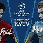 Liverpool vs Manchester City – Prognóstico Liga dos Campeões