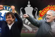 Chelsea vs Manchester United FA Cup Final