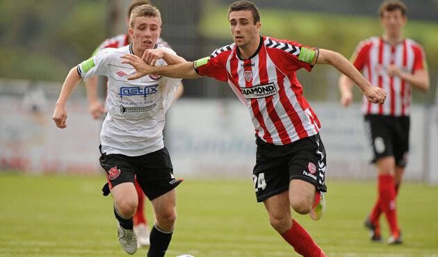 Derry City vs Dundalk - Futebol com Valor