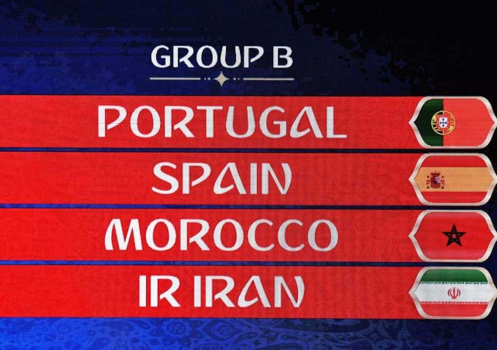 Grupo A Mundial FIFA 2018 • Grupo A Mundial FIFA 2018 •.O sorteio ditou um duelo ibérico entre duas das melhores seleções presentes neste Mundial...