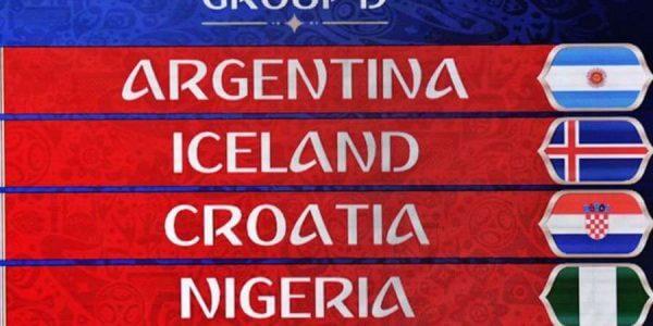 Grupo D Mundial FIFA 2018 • Chegámos ao grupo D, aquele que considero um grupo especial. Antes de mais porque tem uma das seleções mais carismáticas do mudo