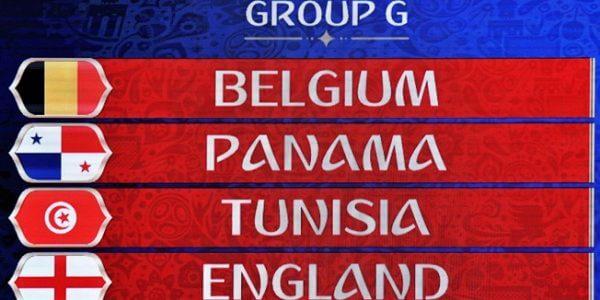 Grupo G Mundial FIFA 2018 • No grupo G, do mundial FIFA 2018 temos mais um grande duelo em perspetiva, entre duas seleções com legítimas aspirações, nesta