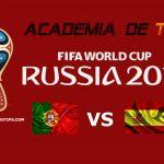 Portugal vs Espanha – Prognóstico Mundial FIFA 2018