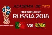 Portugal vs Espanha - Mundial FIFA 2018• A 2 dias da estreia de Portugal e Espanha no campeonato do mundo cai 1 balde de água fria sobre a Espanha...