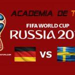 Prognóstico Alemanha vs Suécia – Mundial FIFA 2018