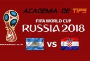 Prognóstico Argentina vs Croácia - Mundial FIFA 2018 • A seleção da Argentina entrou com o pé esquerdo neste Mundial FIFA 2018. Havia grande expetativa para