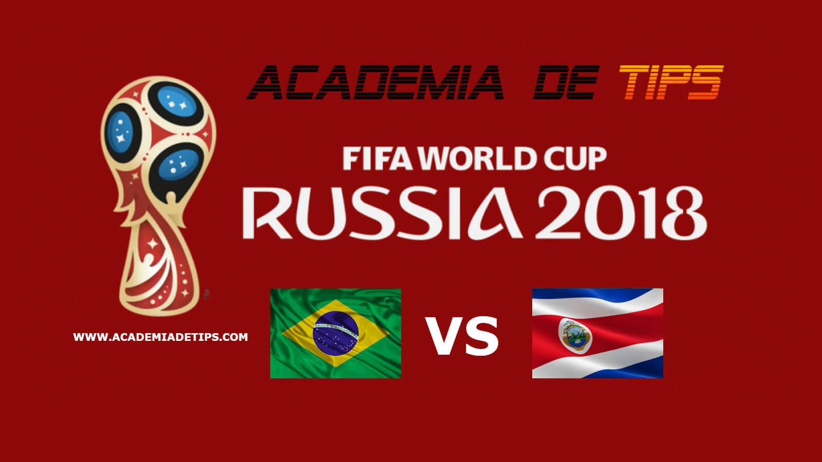 Prognóstico Brasil vs Costa Rica - Mundial FIFA 2018 • Os brasileiros ainda estão para tentar perceber o que se passou com a equipa, no jogo contra a Suíça.