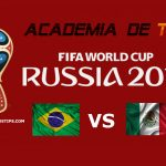 Prognóstico Brasil vs México – Mundial FIFA 2018