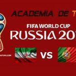 Prognóstico Irão vs Portugal – Mundial FIFA 2018