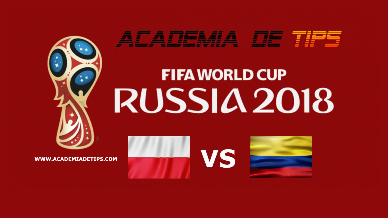 Prognóstico Polónia vs Colômbia - Mundial FIFA 2018 • Polónia e Colômbia partiam como favoritos para ocupar os primeiros dois lugares, neste grupo H.