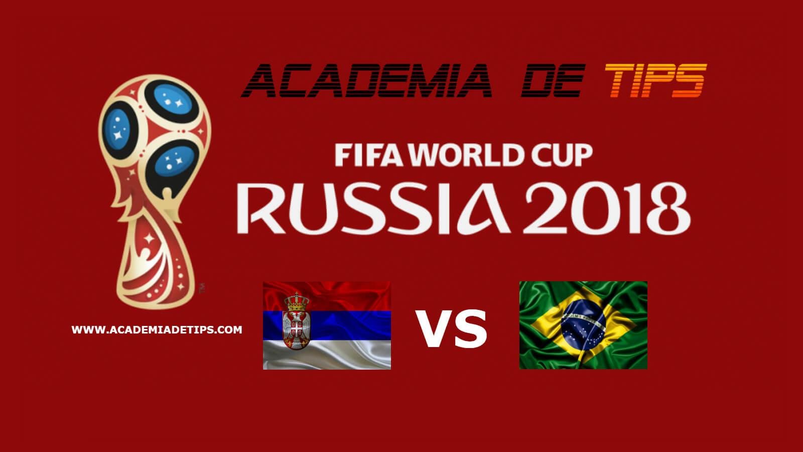 Prognóstico Sérvia vs Brasil - Mundial FIFA 2018 • Tudo em aberto neste grupo E, com Brasil, Suíça e Sérvia com possibilidades de apuramento e só dependem