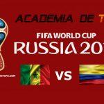 Prognóstico Senegal vs Colômbia – Mundial FIFA 2018
