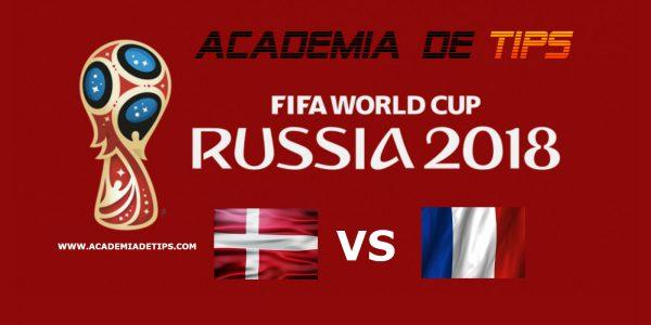Prognóstico Dinamarca vs França - Mundial FIFA 2018 • A França somou duas vitórias, nos dois primeiros jogos, lidera o grupo com 3 pontos de vantagem