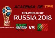 Prognóstico Irão vs Portugal - Mundial FIFA 2018 • Portugal não tem entusiasmado e o último jogo com Marrocos foi sofrido. Este é o 2º jogo de Portugal...