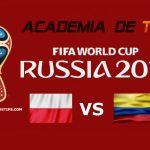 Prognóstico Polónia vs Colômbia – Mundial FIFA 2018