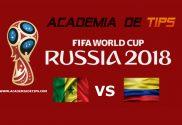 Prognóstico Senegal vs Colômbia - Mundial FIFA 2018 • A Colômbia teve um primeiro jogo difícil, com uma derrota perante o Japão. O Senegal é 1 das surpresas
