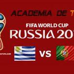 Prognóstico Uruguai vs Portugal – Mundial FIFA 2018