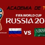Rússia vs Arábia Saudita – Prognóstico Mundial FIFA 2018
