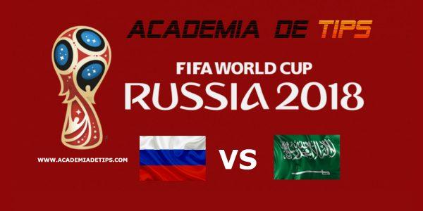 Rússia vs Arábia Saudita - Mundial FIFA 2018 • Chega o dia mais aguardado, a estreia do Mundial FIFA 2018, com a Rússia a receber a Arábia Saudita.