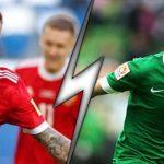 Russia vs Saudi Arabia – Mundial 2018