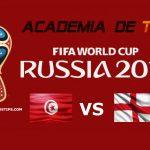 Tunísia vs Inglaterra – Prognóstico Mundial FIFA 2018