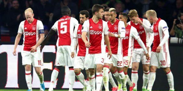 Ajax vs Sturm Graz - Múltipla Gratuita Odd 2,620 - UEFA Champions League