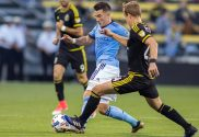 MLS: New York City FC at Columbus Crew SC