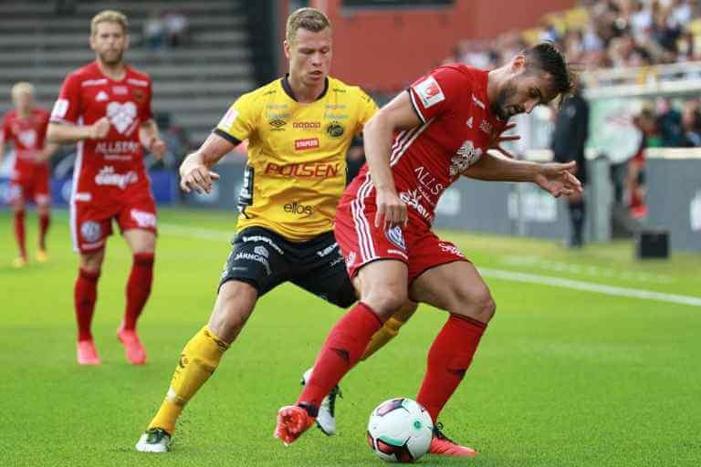 Ostersunds FK vs Elfsborg - 2 Múltiplas Gratuitas Odds Acima de 2.00 em Ambas