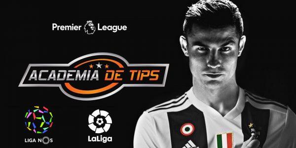 Premier League e Cristiano Ronaldo na Academia de Tips - Época 2018-2019