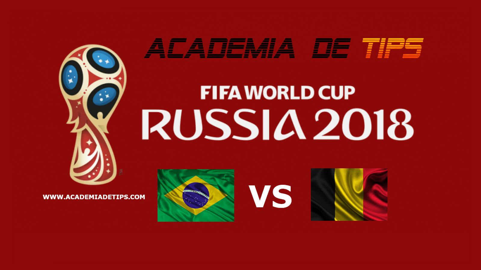 Prognóstico Brasil vs Bélgica - Mundial FIFA 2018 • O Brasil chegou a este mundial com duas marcas muito fortes que rotularam o escrete como candiadato