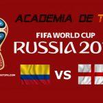Prognóstico Colômbia vs Inglaterra – Mundial FIFA 2018