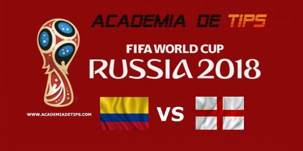 Prognóstico Colômbia vs Inglaterra - Mundial FIFA 2018 • Este é um dos jogos dos oitavos de final que promete maior expectativa. A Colômbia entrou, praticamente a perder, neste mundial 2018, primeiro porque se viu reduzida a 10 homens aos 3 minutos, e depois p