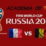 Prognóstico França vs Bélgica – Mundial FIFA 2018