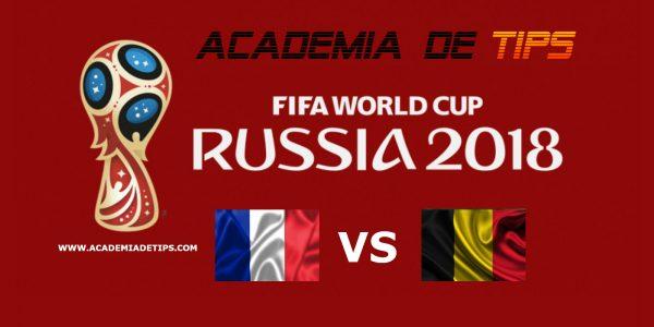 """Prognóstico França vs Bélgica - Mundial FIFA 2018 • A França é a única """"sobrevivente"""" entre as equipas que perfilavam com maior favoritismo a vencer esta Copa do Mundo."""
